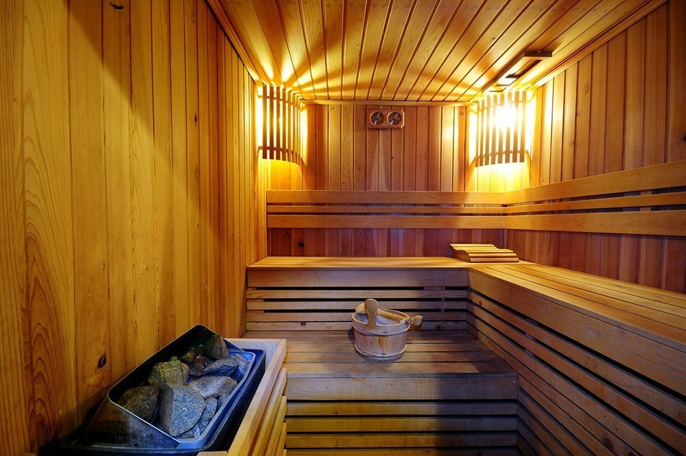 Sauna ( 06.00 - 22.00 hrs.) F6 Floor