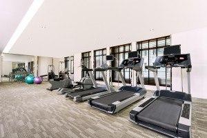 Fitness Centre (24 hrs) F6 Floor