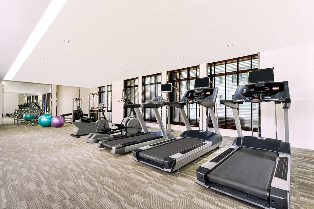 Fitness Centre (24 hrs) F6 Floor