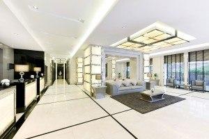 Hotel Lobby (24 hrs) G Floor