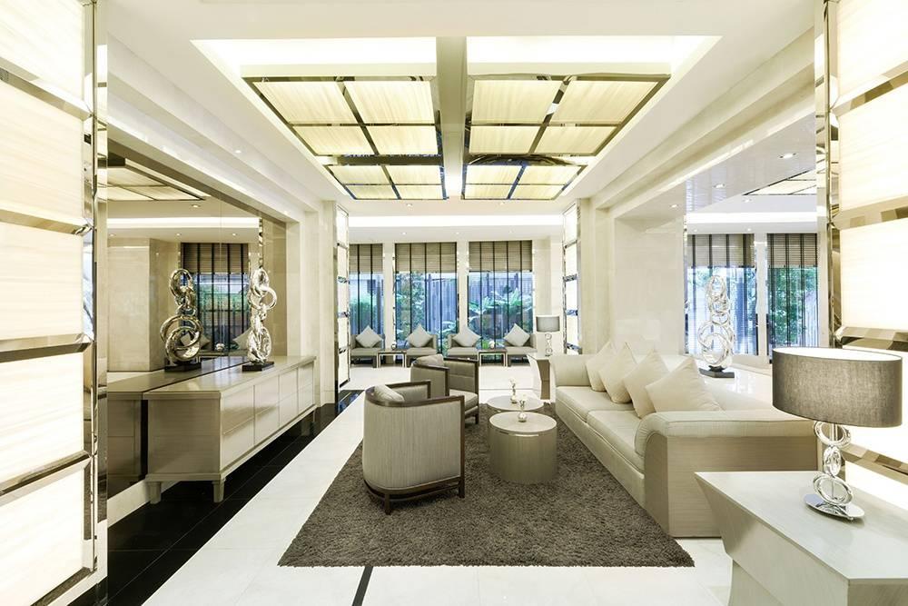 Hotel Lobby (24 hrs) G FloorHotel Lobby (24 hrs) G Floor
