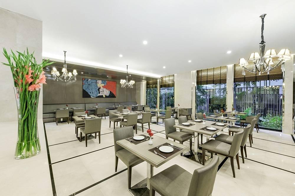 Restaurant (06.00 hrs - 22.00 hrs) G Floor